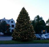 Kerstwensboom Ouderkerk